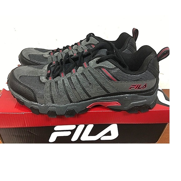 FILA Men's Westmount Trail Hiking Shoes NEW Boutique